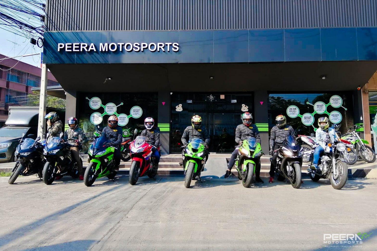 ซื้อรถจบคนไม่จบ ไปออกทริปกับ Peera Motosports กัน 1