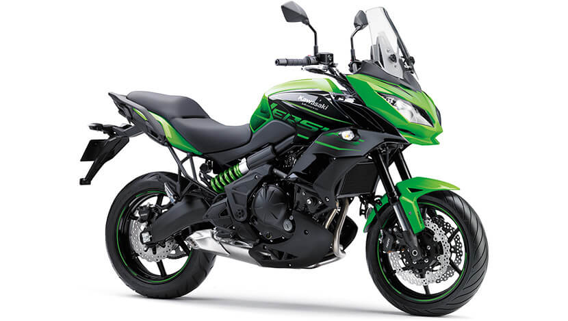 Kawasaki Versys 650 SE 2019 in Green